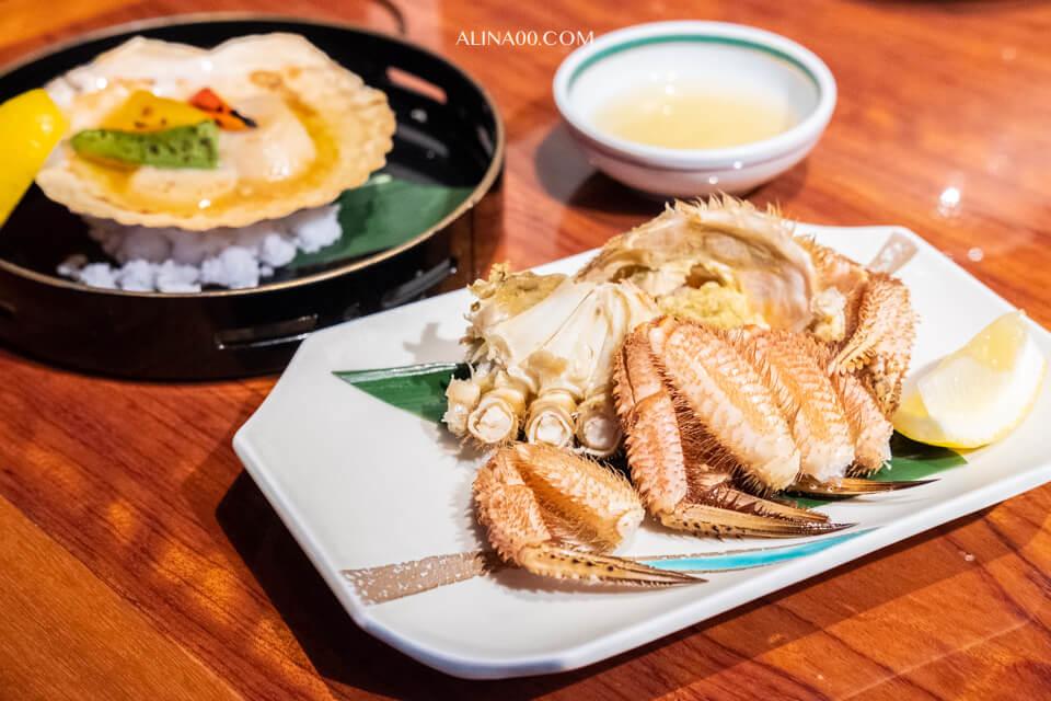 【北海道美食】札幌-花遊膳 日本料理-1個人也能吃的會席料理 @Alina 愛琳娜 嗑美食瘋旅遊