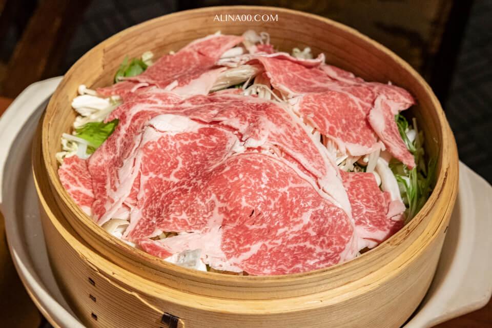 牛肉蒸涮鍋