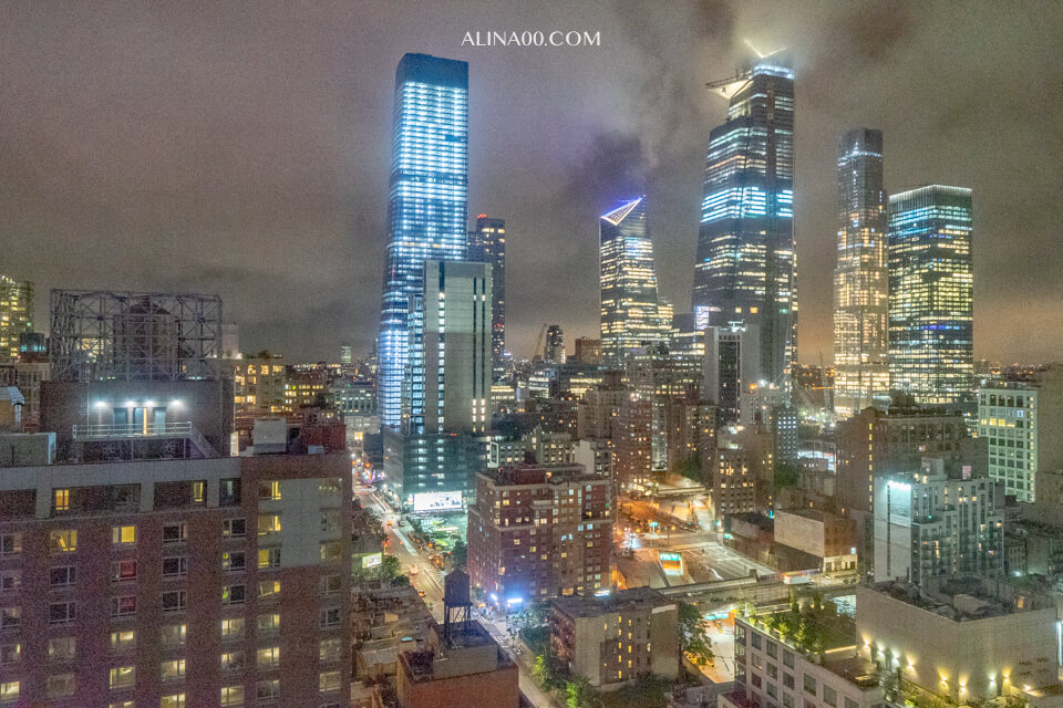 紐約時報廣場住宿