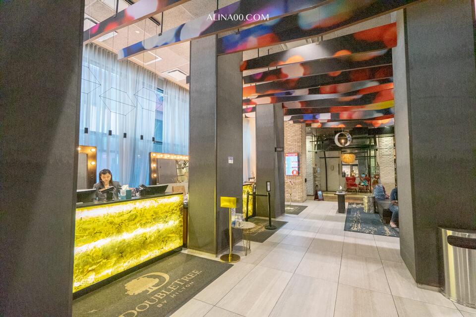 紐約時代廣場西希爾頓逸林飯店