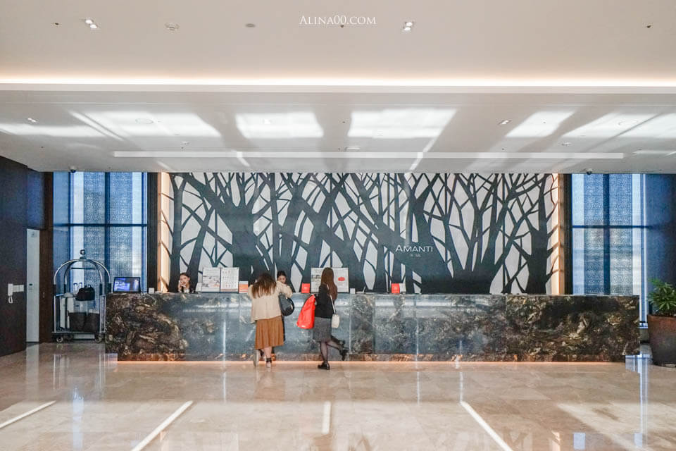 安馬緹首爾飯店 Amanti Hotel Seoul
