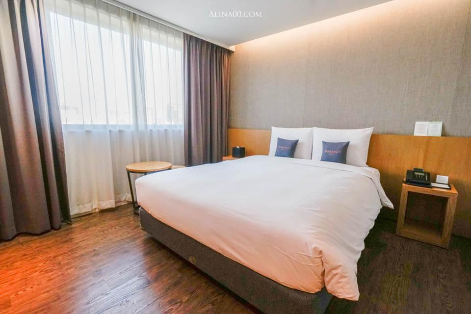 【首爾住宿】弘大-安馬緹首爾飯店 Amanti Hotel Seoul|有浴缸的4星級推薦酒店 @Alina 愛琳娜 嗑美食瘋旅遊