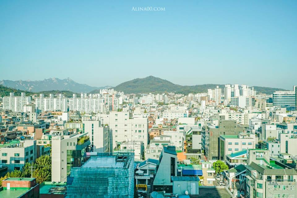 首爾雅曼蒂豪華大酒店