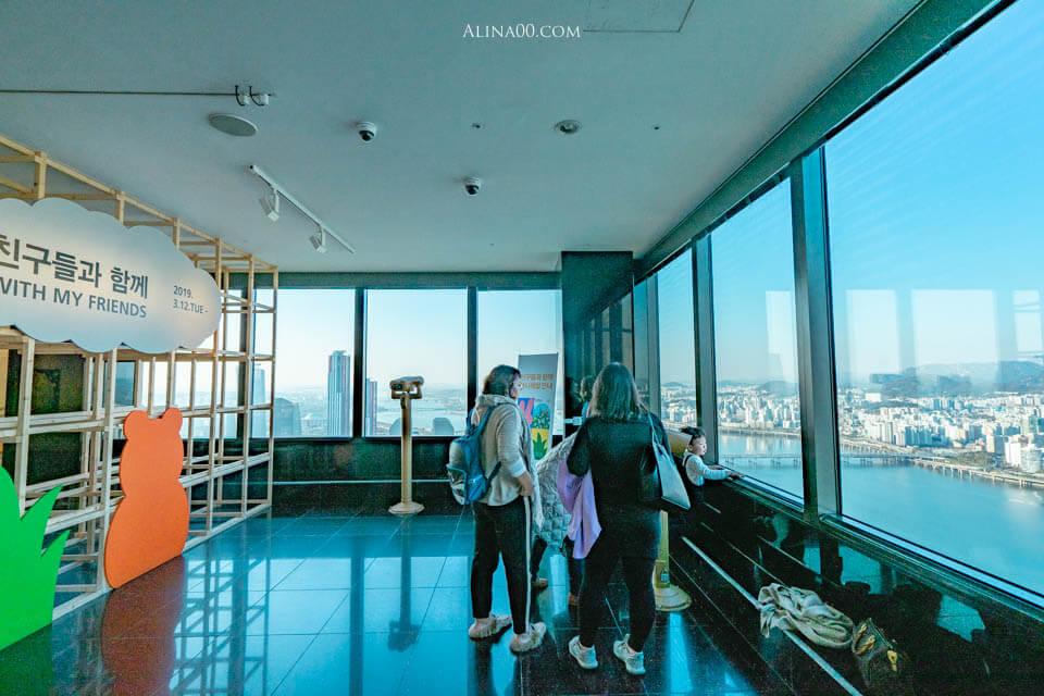 63大廈展望台