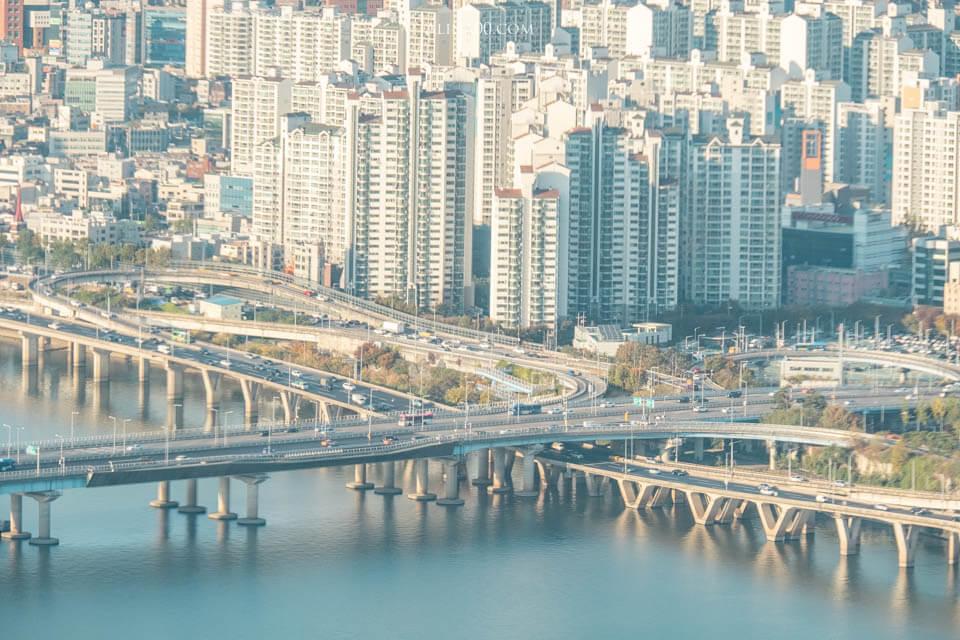 首爾高空觀景台