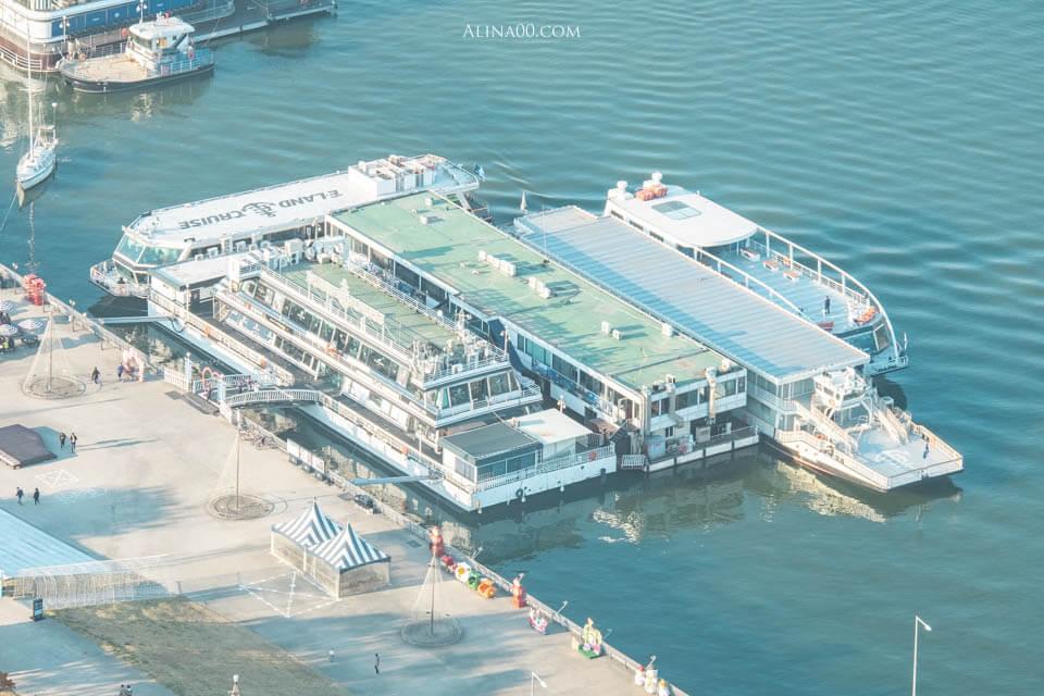 首爾漢江導覽船