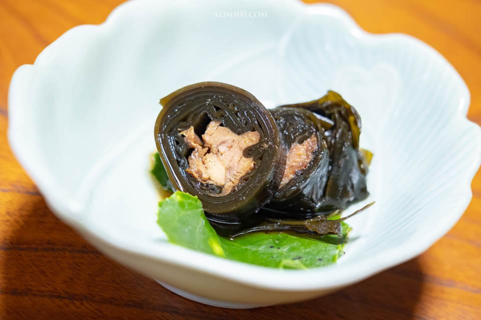 佐賀小城 鯉魚昆布卷