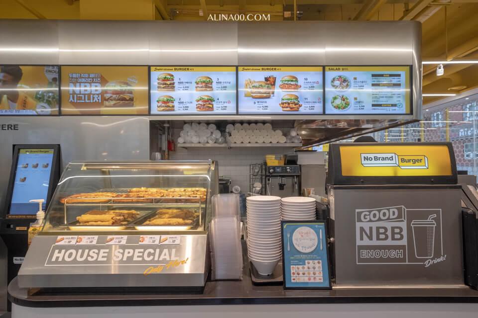 No Brand 漢堡