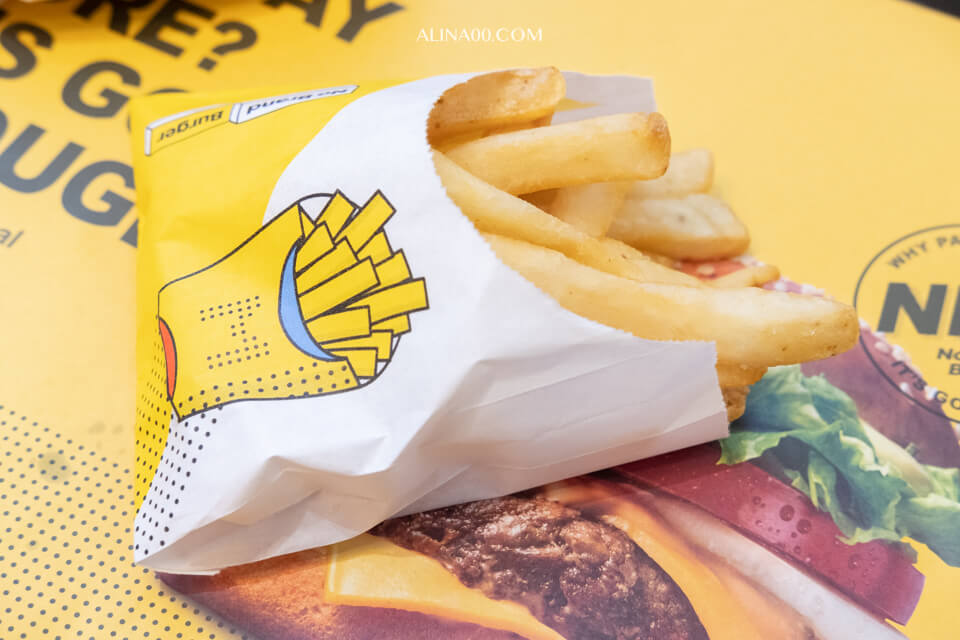 no brand 薯條
