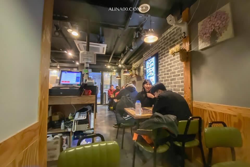 弘大一人餐廳