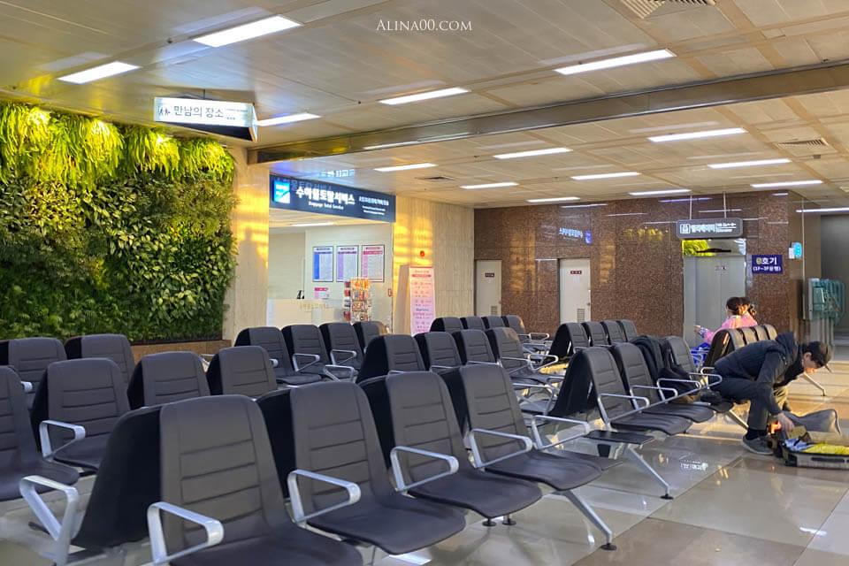金浦機場行李運送