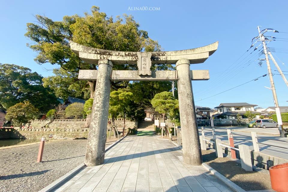 佐賀岡山神社