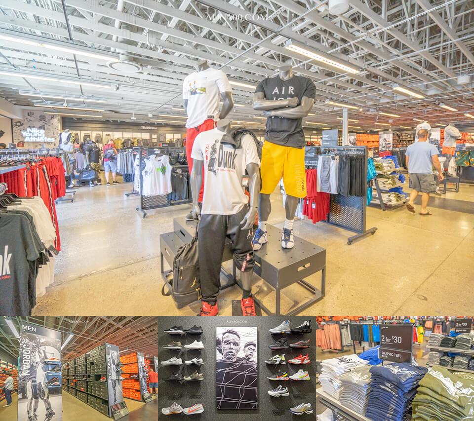 伍德柏瑞 Woodbury Outlet 暢貨中心必買 Nike
