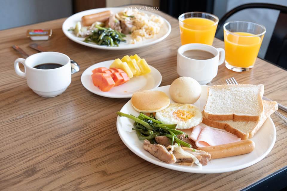 MII HOTEL 飯店早餐