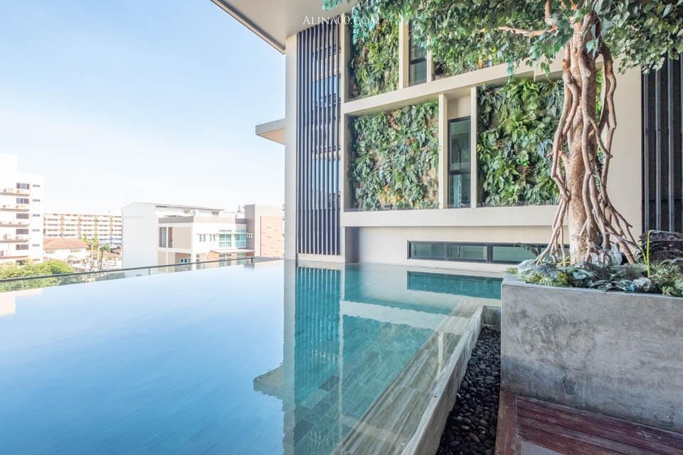 泰國曼谷住宿MII HOTEL