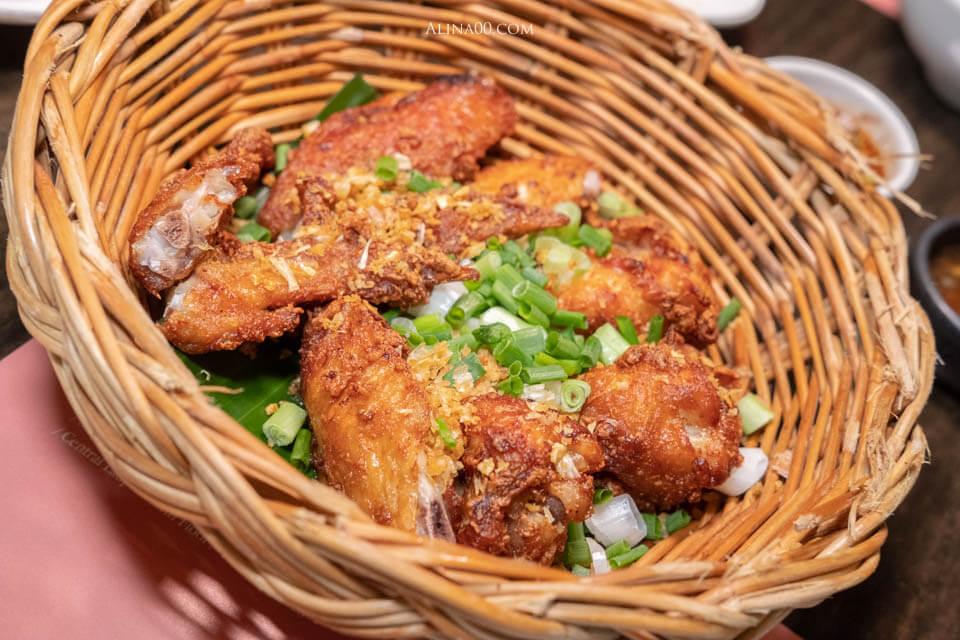 Somtam Nua 炸雞