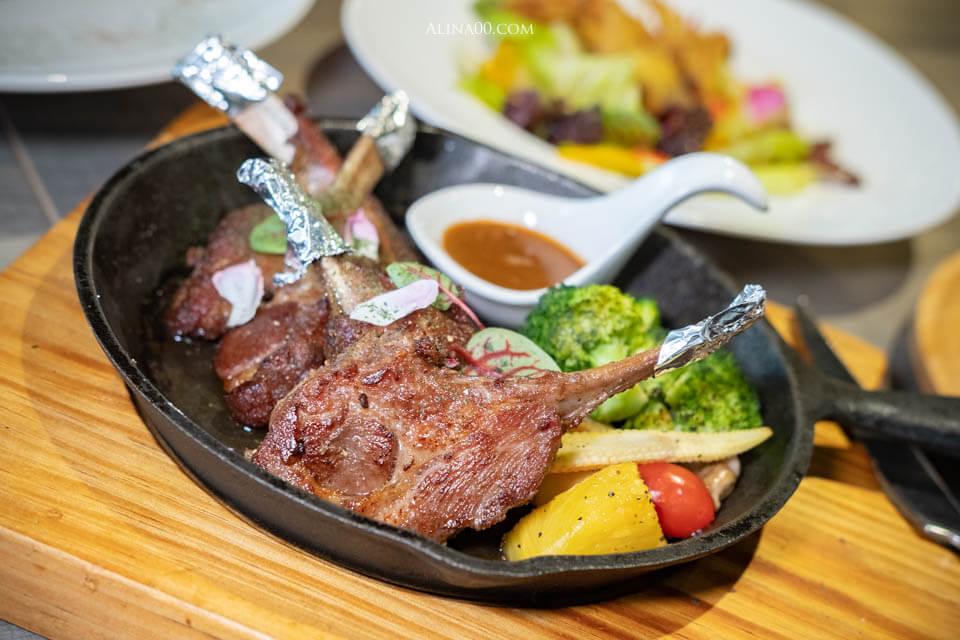 【食記】ULOVE 羽樂歐陸創意料理 餐酒館|適合朋友、情侶聚餐的約會餐廳 @Alina 愛琳娜 嗑美食瘋旅遊
