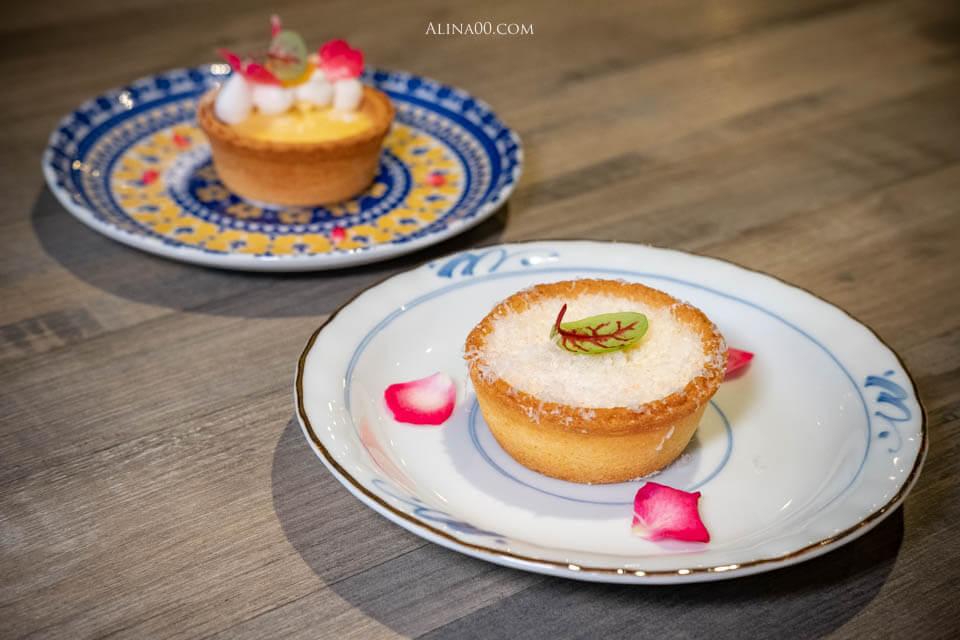 羽樂歐陸創意料理 精選甜點