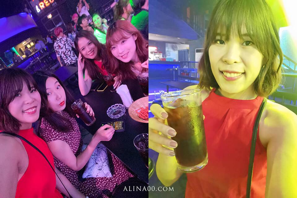 泰國夜店體驗