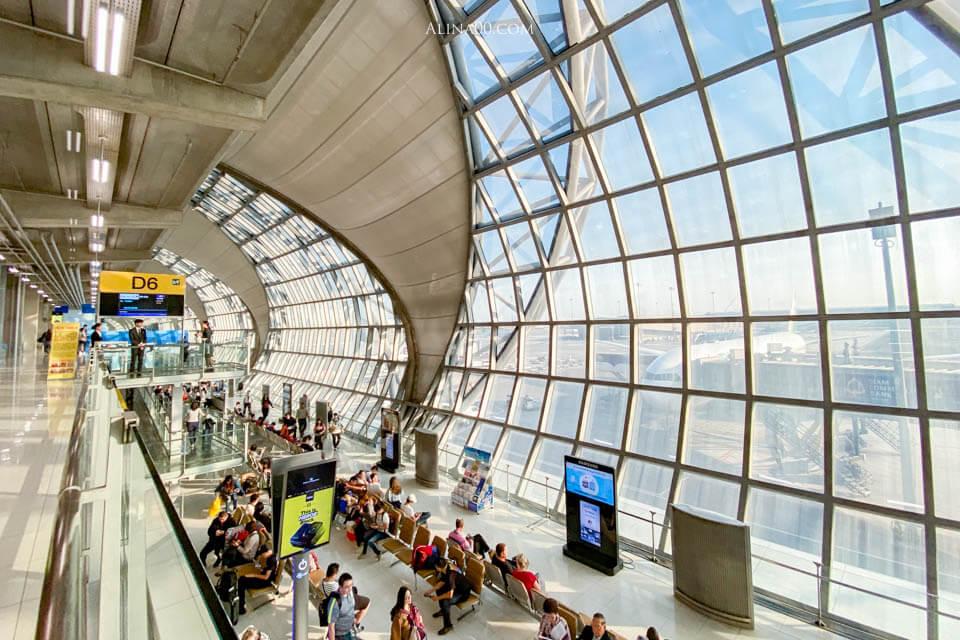 泰國曼谷蘇萬那普機場