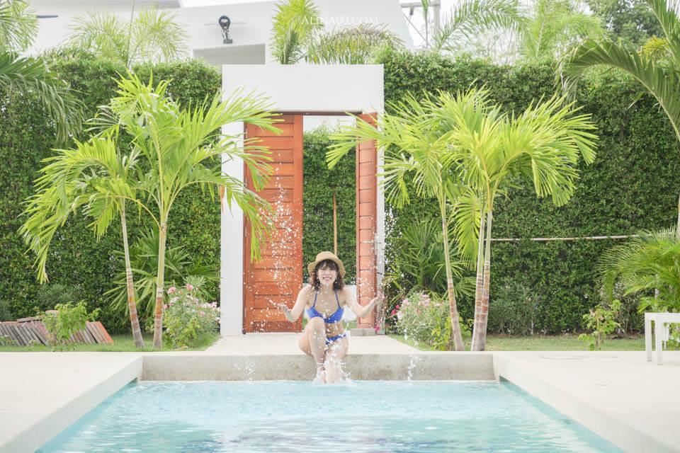 芭達雅泳池Vila