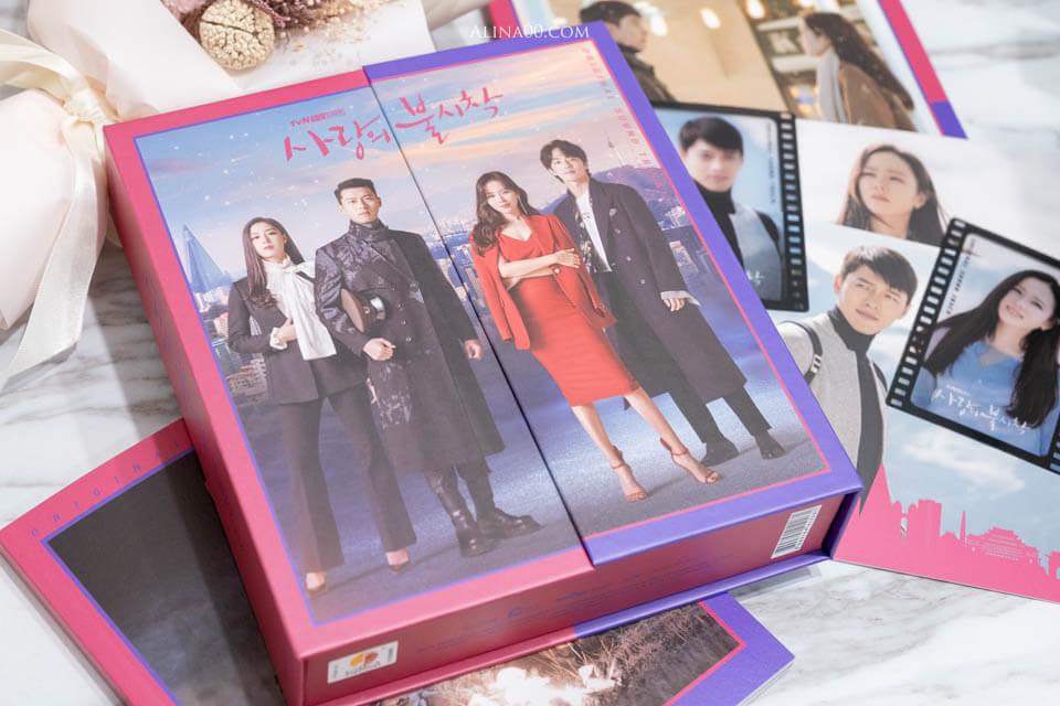【韓劇推薦】 愛的迫降原聲帶 OST|正赫世理的愛情回憶珍藏開箱! @Alina 愛琳娜 嗑美食瘋旅遊
