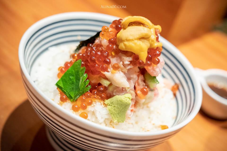 日本橋海鮮丼