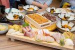 網站近期文章:【台北美食】 小六食堂 日式料理|無菜單也有海鮮丼,沒訂位吃不到!