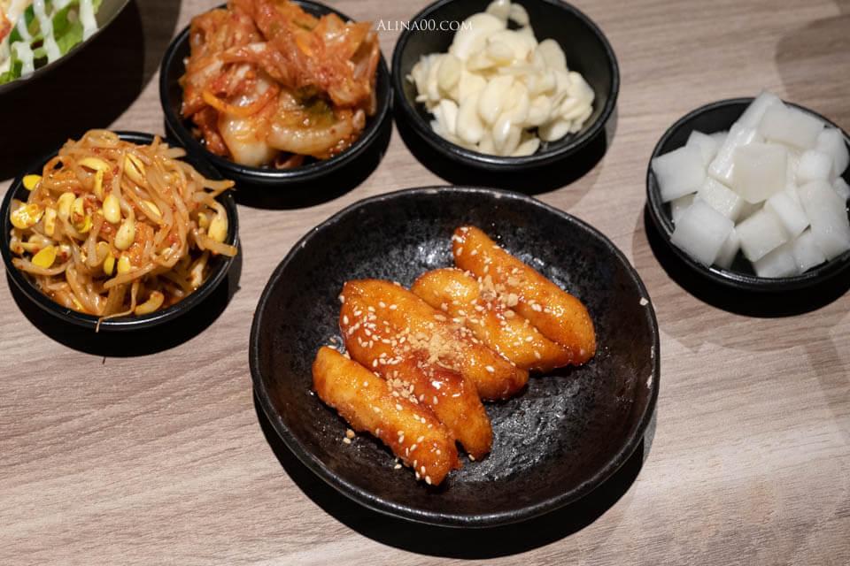 韓式烤年糕