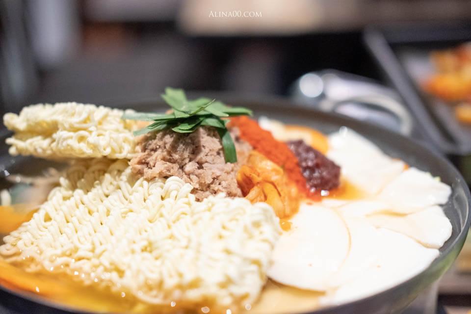 金槍魚泡菜鍋