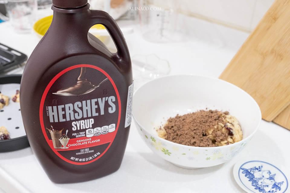 巧克力燕麥餅乾食譜
