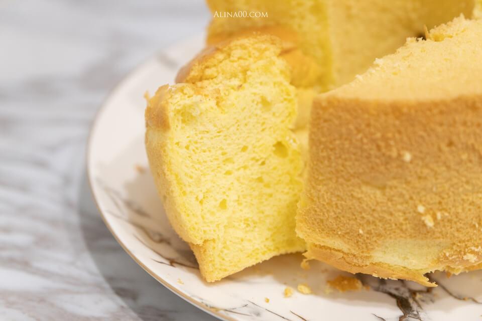 戚風蛋糕食譜