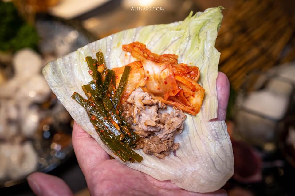 台北韓式烤肉推薦