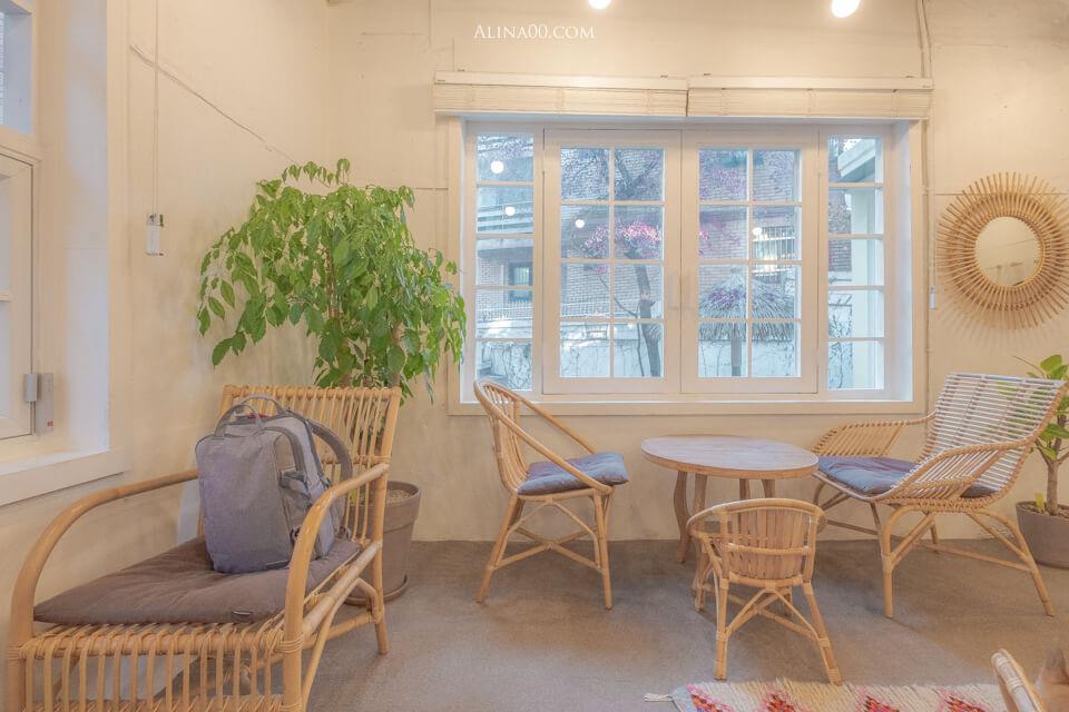 弘大咖啡廳