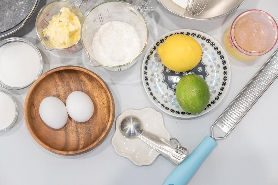 老奶奶 檸檬磅蛋糕食譜 檸檬糖霜作法