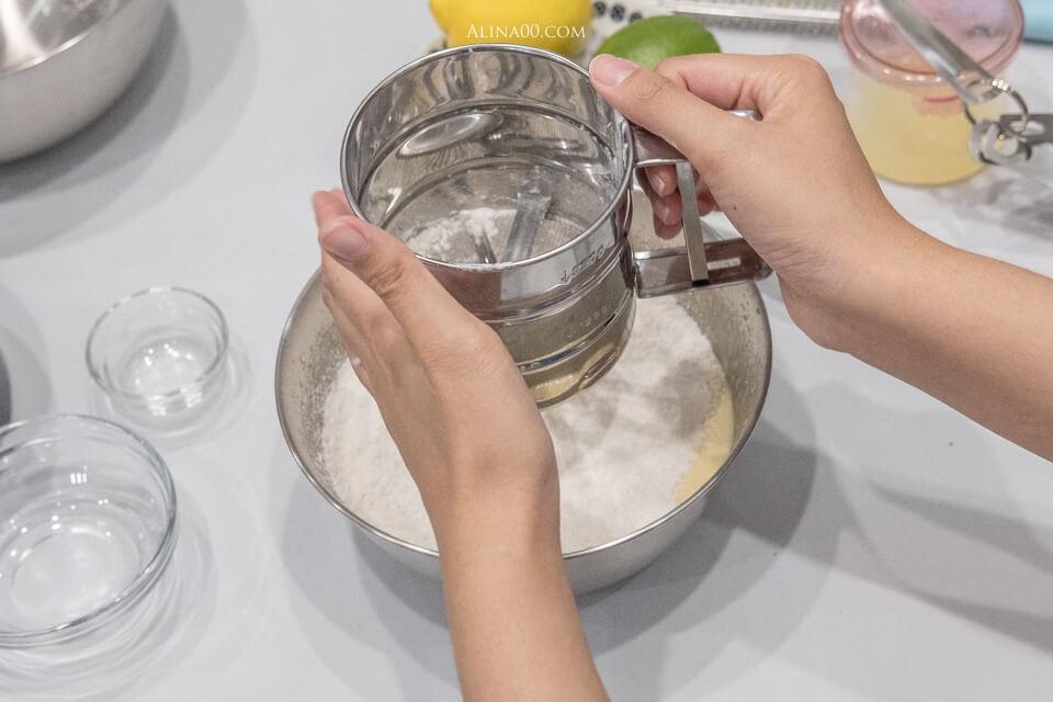 檸檬磅蛋糕食譜 作法推薦