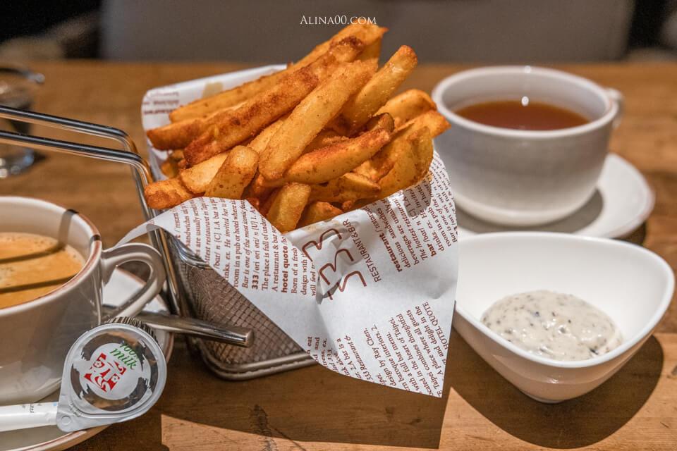 333 Restaurant & Bar 松露薯條吃到飽