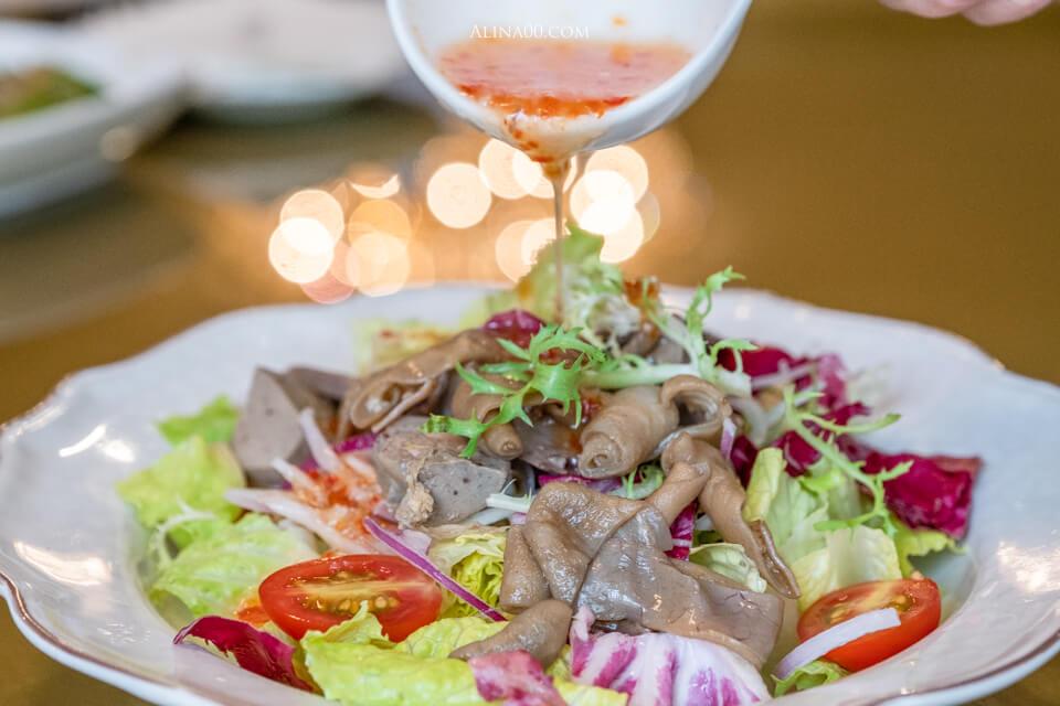 泰式涼拌沙拉集