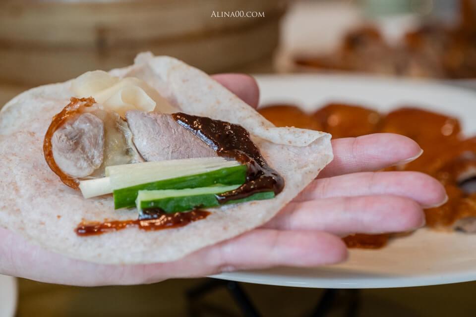 九華樓烤鴨三吃