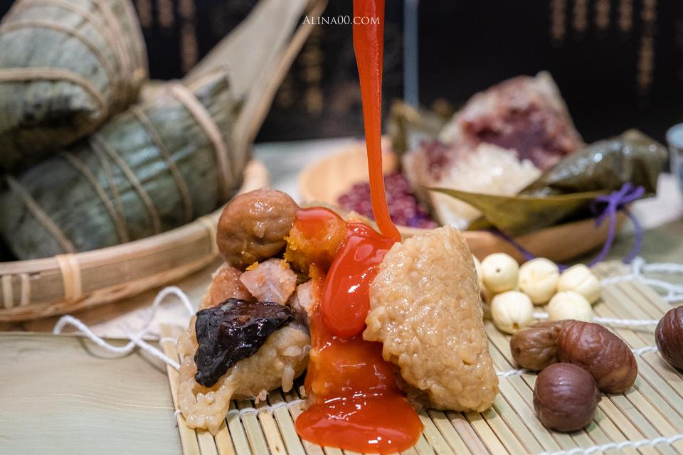上海鄉村餐廳粽子禮盒