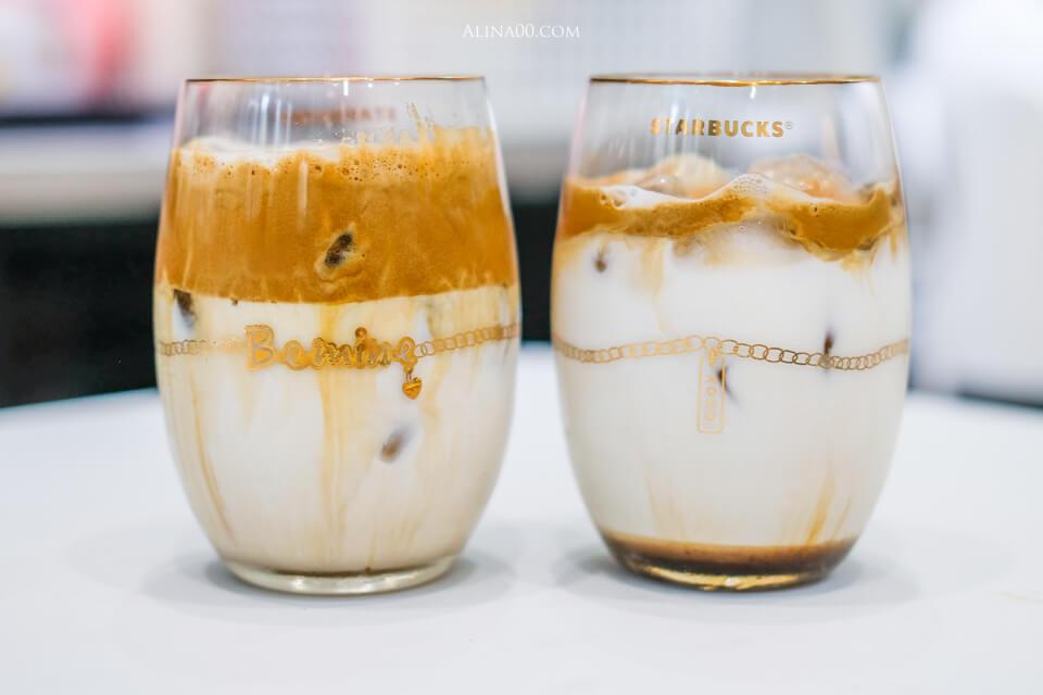 400次咖啡 手打VS奶泡機