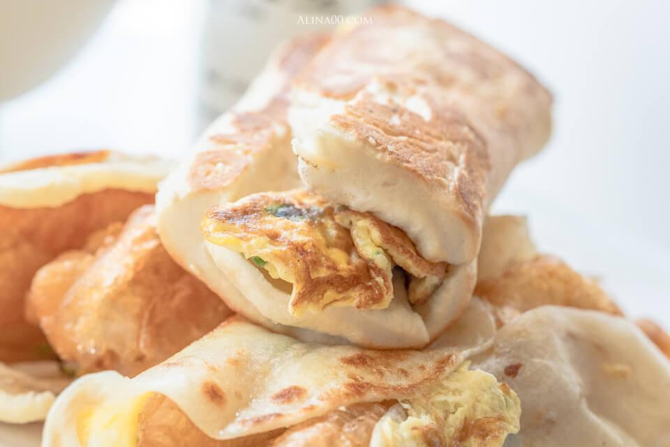 阜杭豆漿 厚燒餅