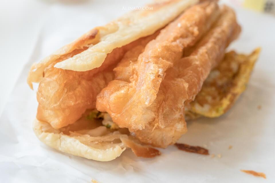 阜杭豆漿 燒餅油條