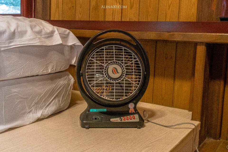 傳統電風扇