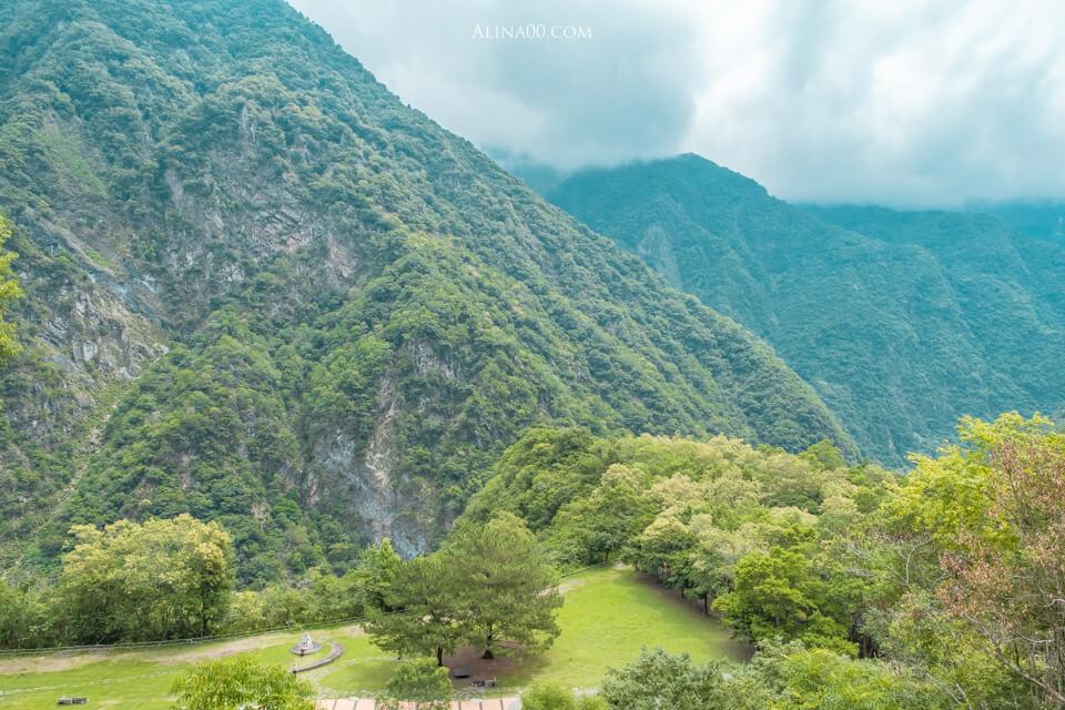 山月村觀景台