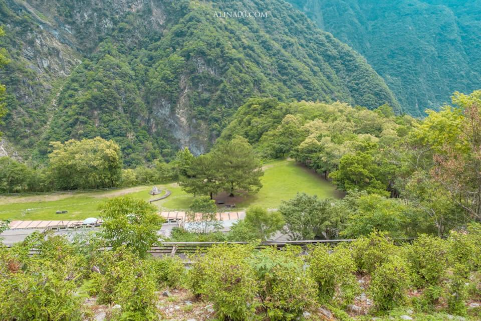 太魯閣山月村觀景台
