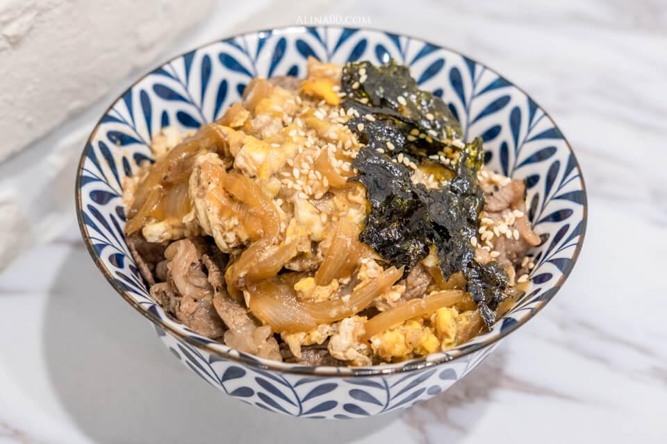美國牛小排壽喜丼食譜