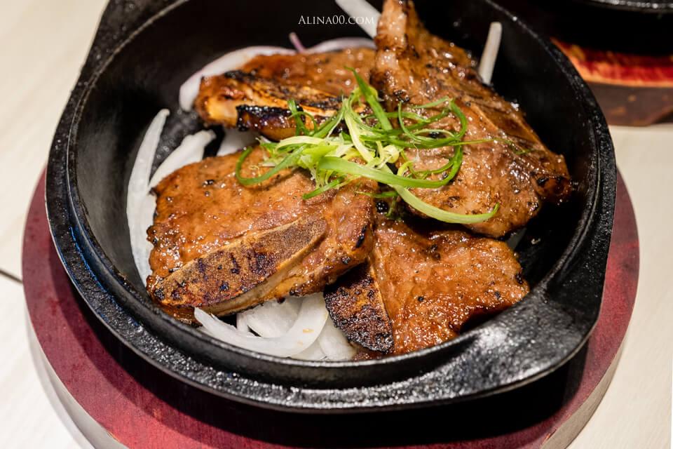 韓屋村韓定食 韓式烤牛小排