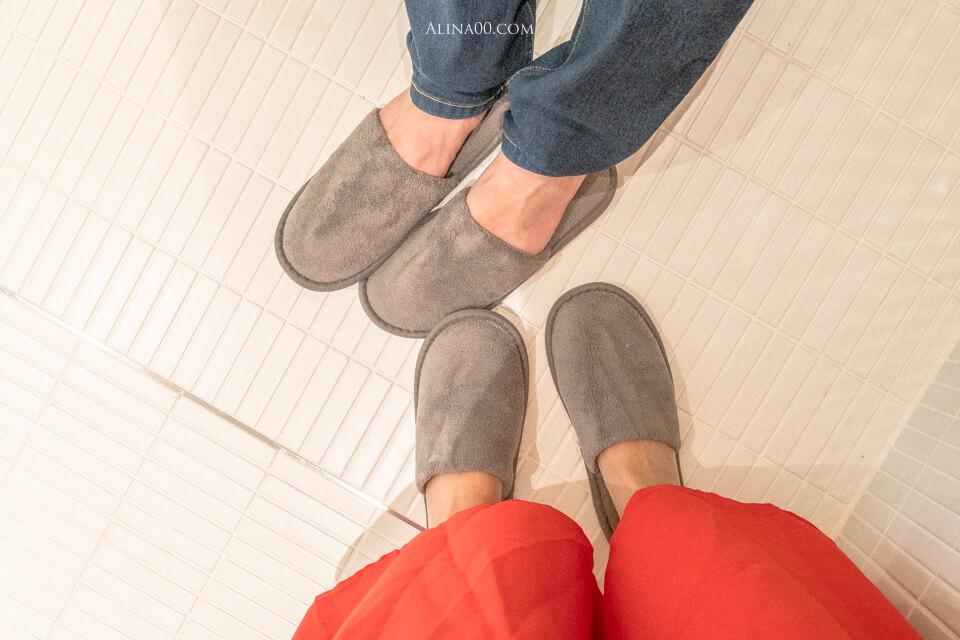 飯店室內拖鞋