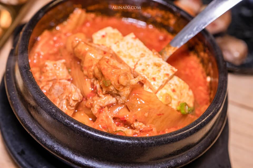 韓式跑菜鍋